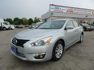 2014 Nissan Altima 2.5 S BLUETOOTH WITH BACK UP CAMERA CERTIFIED