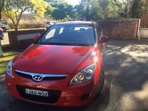2010 Hyundai i30 Hatchback - LOW KMS ONE OWNER North Parramatta Parramatta Area Preview