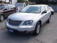 2004 CHRYSLER PACIFICA ** ONLY 158000 KMS ** LEATHER ** SUNROOF