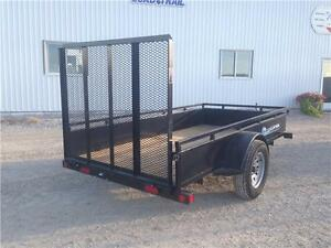 2016 Load Trail SOLID SIDE UTILITY! CALL NOW! London Ontario image 3