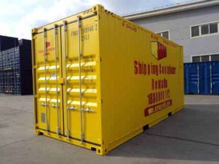 Shipping Container Rentals
