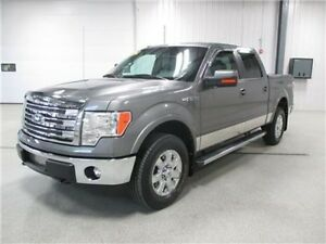2014 Ford F-150 Lariat S/Crew 4X4 Navigation Moose Jaw Regina Area image 3