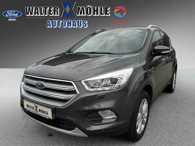 Ford Kuga Titanium 150 PS, Navi,Key-free,Winter-Paket
