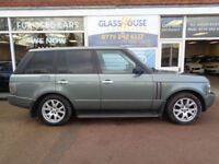 Land Rover Range Rover 3.0 Td6 auto 2004 Vogue F/S/H 12 Stamps P/X Swap