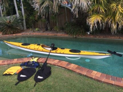 Get into sea kayaking. Everything you need included Parkwood Gold Coast City Preview