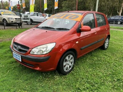2009 Hyundai Getz TB MY09 SX 4 Speed Automatic Hatchback Clontarf Redcliffe Area Preview
