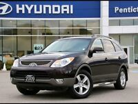 2009 Hyundai Veracruz GLS 4dr All-wheel Drive