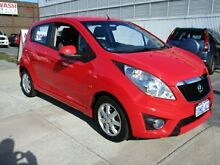 2010 Holden Barina TK MY10 Red 5 Speed Manual Hatchback West Perth Perth City Preview