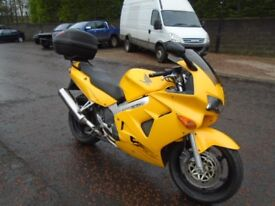 HONDA VFR800 JUST THROUGH MOT GREAT CONDITION