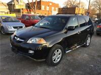 2004/ACURA MDX ALL OPTION