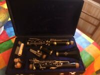 Buffet B12 Clarinet Bflat. Excellent Condition. Quality instrument.