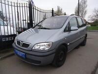 Vauxhall/Opel Zafira 2.0DTi 16v auto 2004MY Design