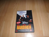 Hard Men dvd film in original case with no scratches to the disc