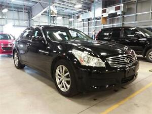 2008 INFINITI G35 Sedan Sport Leather! AWD! Navigation!