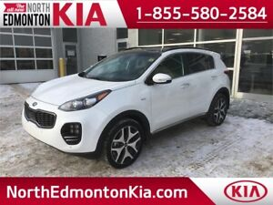 2018 Kia Sportage SX-Turbo  **LEATHER-NAV-SUNROOF**