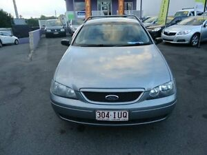 2004 Ford Falcon Grey Auto Seq Sportshift Utility Woodridge Logan Area Preview