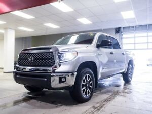 2018 Toyota Tundra LEATHER TRD OFF ROAD CUSTOM CREWMAX