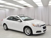 2014 Chevrolet Malibu LT ECO SEDAN w/ BACK-UP CAM & ECOTEC