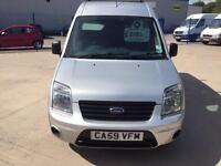 Ford Transit Connect 1.8TDCi ( 110PS ) H/Roof T230 LWB Trend