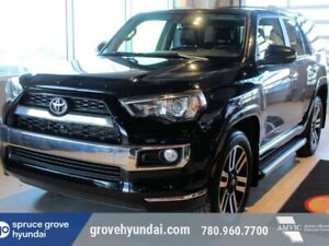 2016 Toyota 4Runner LIMITED: NAVIGATION, LEATHER, HEATED SEATS,
