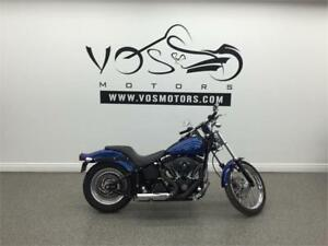 2004 HarleyDavidson FXSTB-Stock#V2637-Free Delivery in the GTA**
