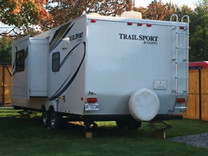 2011 Roulotte R-Vision Trail Sport 25S