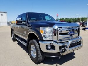 2013 Ford Super Duty F-350 SRW Lariat (Remote Start, Nav, Backup