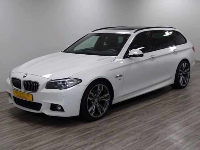 bmw 5 serie touring 520d automaat m performance. Black Bedroom Furniture Sets. Home Design Ideas
