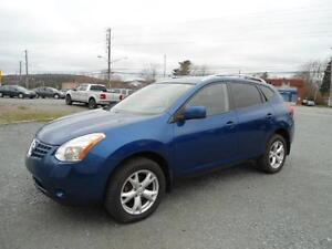 2008 ROGUE WITH 2 YEARS MVI +WARRANTY ! JUST INPECTED!