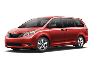 Looking to buy a minivan, preferably Sienna