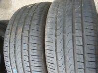 195 55 15 Dunlop,Sp Sport 01A,85H, x2 A Pair, 6.0mm (168 High Road, RM6 6LU)
