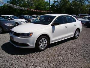 2013 Volkswagen Jetta Sedan Trendline Plus 5 Speed Manual