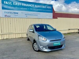 2013 Mitsubishi Mirage  * FREE 1 YEAR INTEGRITY WARRANTY * Inglewood Stirling Area Preview