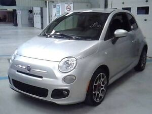 2012 Fiat 500 Sport | MINT | SAVE ON FUEL | CERTIFIED | WARRANTY