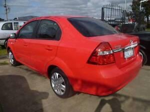 2007 AUTOMATIC Holden Barina Sedan Redan Ballarat City Preview