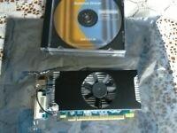 NVIDIA GEFORCE GTX 750Ti 2GB DDR5 128 Bit, High Performance Graphics Card, DVI and HDMI Ports