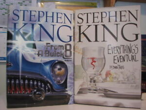 """""""Everything's Eventual"""" & """"From A Buick 8"""" - Stephen King"""