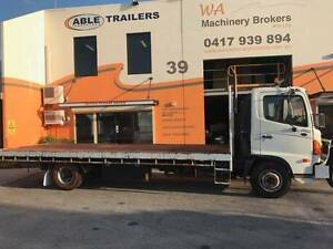 hino fc 5 ton 2006 6.4 tray 119000km Malaga Swan Area Preview