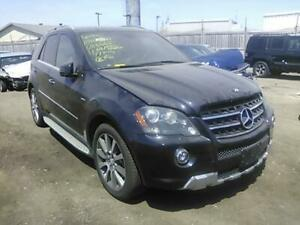 MERCEDES BENZ ML  CLASS (2007/2013 FOR PARTS PARTS ONLY