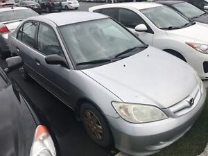 2004 Honda Berline Civic SE