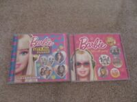 2 x Barbie Doll compilation CDs