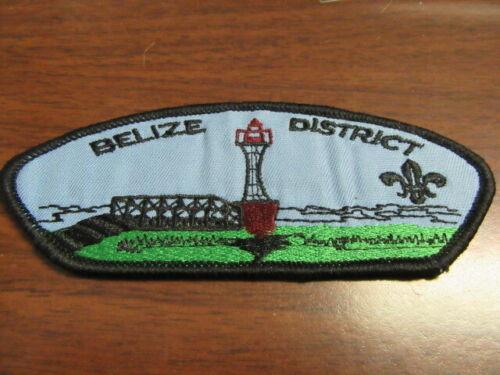 Belize District t CSP