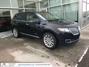 2014 Lincoln MKX NAV/HEATED AND COOLED SEATS/BACK UP CAMERA/BLIN