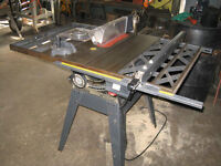 10 INCH CRAFTSMAN TABLE SAW IN GREAT CONDITION