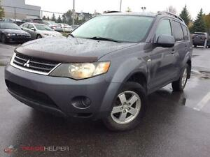MITSUBISHI OUTLANDER 2008-4X4 7passagers