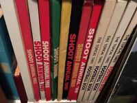 Football Annuals/Books - Job Lot