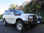 1993 Toyota LandCruiser Sahara 4.2L Turbo Diesel 80 Series Wgn Mount Lawley Stirling Area Preview