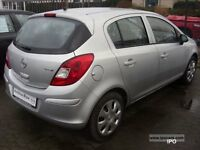 2008 VAUXHALL CORSA 1.3 DIESEL ENGINE FOR PARTS