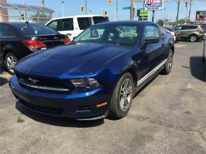2010 Ford Mustang V6,LEATHER SEATS