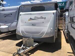 2009 JAYCO STERLING 17.55-2 - STOCK #752 Oaks Estate Queanbeyan Area Preview
